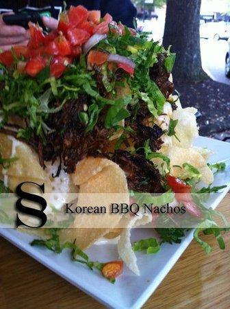 Taqueria Tsunami: BBQ Nachos