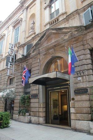 Accademia Hotel : Fino e bem localizado