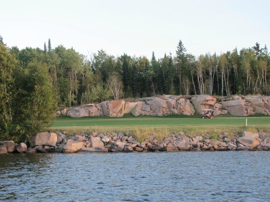 Lac du Bonnet, Kanada: Granite Hills Golf Course