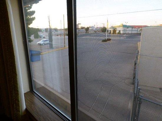Super 8 Alamogordo: View from 2 floor north