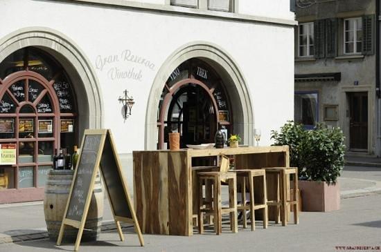 Gran Reserva: Weinbar