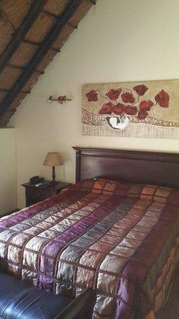 Rustenburg Boutique Hotel: Room