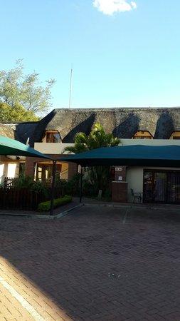 Rustenburg Boutique Hotel: Guesthouse