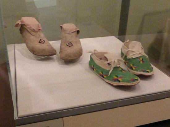 Historic Arkansas Museum: Indian Exhibit
