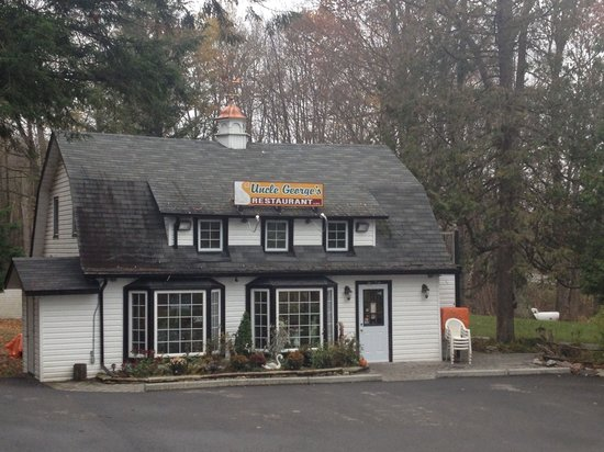 Uncle George's: The main restaurant.