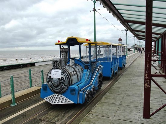 The North Pier 'Train'