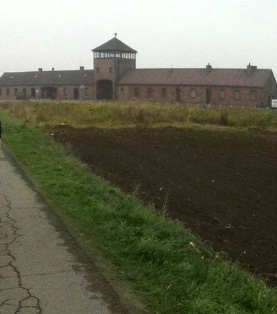 Auschwitz-Krakow Tours : entrada do campo