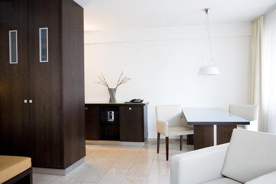 BURNS Apartments: Wohnbereich Apartments