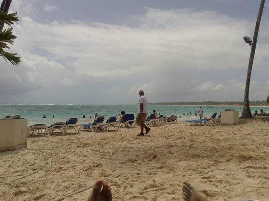 VIK Hotel Arena Blanca: Playa