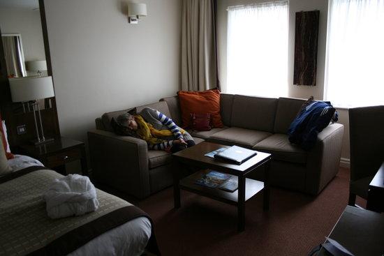 Best Western Plus Milford Hotel: superior room