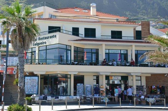 Salgueiro Hotel: Отель