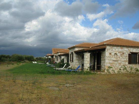 Kavos Psarou Villas: Villas