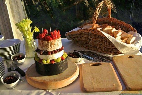 Home Sweet Home : cheese cake!