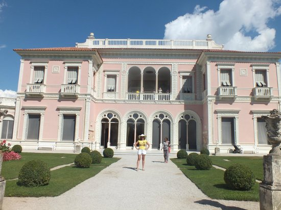 Picture of villa jardins ephrussi de rothschild for Jardin villa rothschild