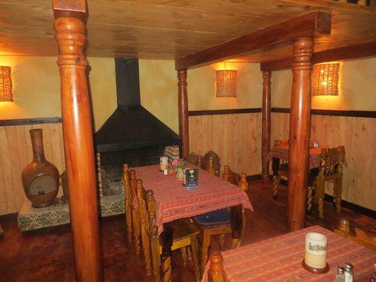 Las Palmas: View inside