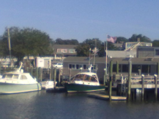 Hy-Line Cruises - Hyannisport Harbor Cruises: Views from the upper deck