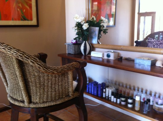 Mia Bella Spa & Boutique: Relaxation