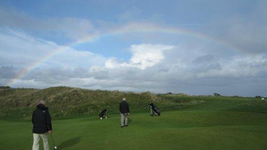 Cornerville B&B: Ireland is Golf!