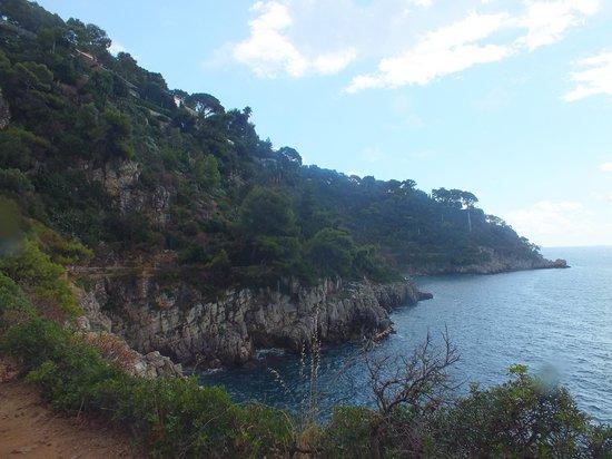 Saint Jean-Cap-Ferrat Hike : Маршрут