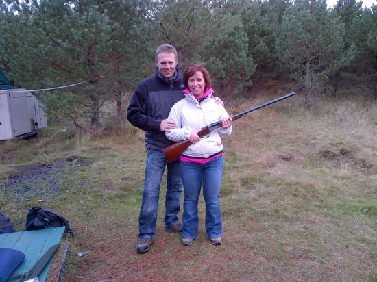 Craggan Outdoors: Me and Yvonne