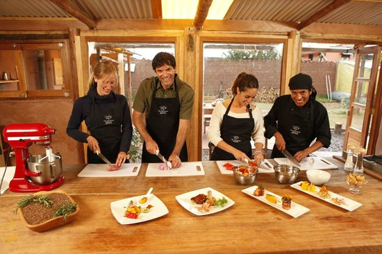 Cooking Lessons at Tree House: Fun, delicious and rich