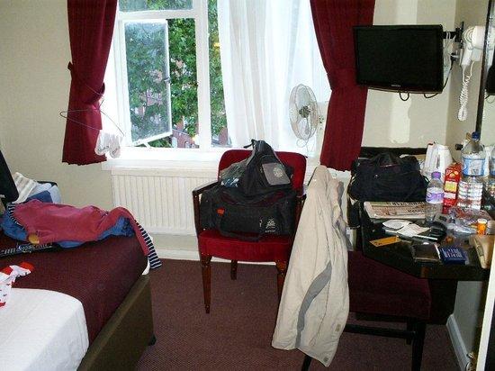 Mabledon Court Hotel: Quarto