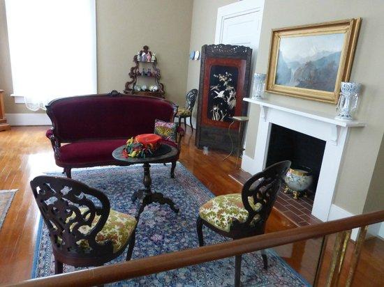 Old State House Museum: Unterior Exhibit