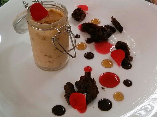 Ritchie 88 : Heavenly Mole Cheesecake!
