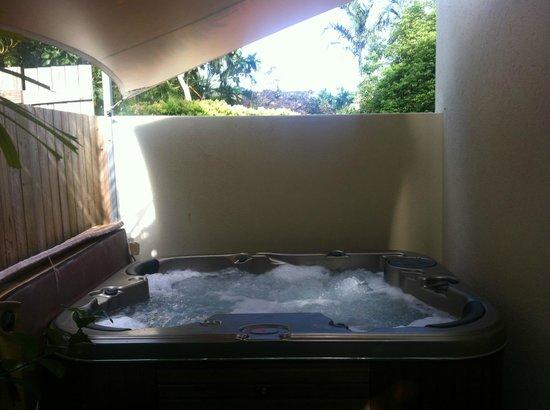Shantara Resort  Port Douglas: Hot tub