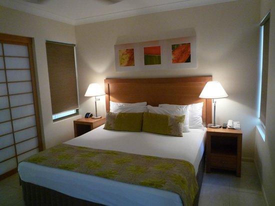Shantara Resort  Port Douglas: Bedrooom