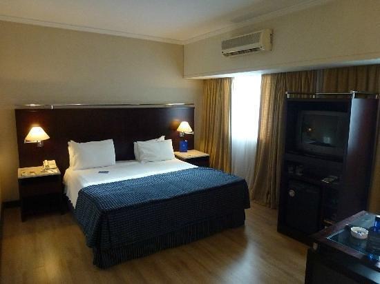 Tryp Sao Paulo Iguatemi Hotel: suite