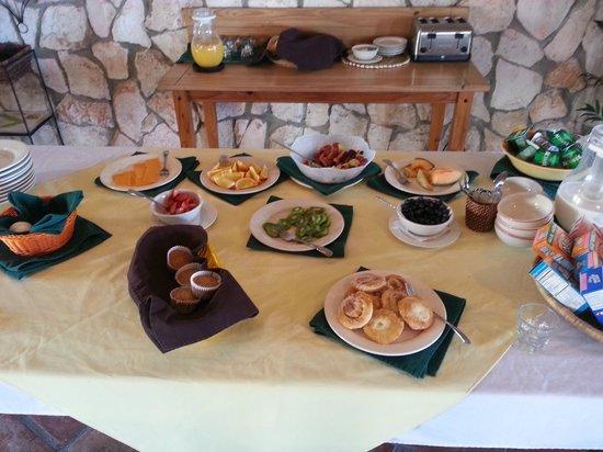 Fernandez Bay Village: The Breakfast at FBV