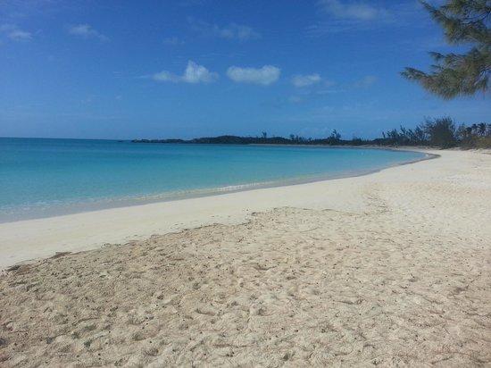 Fernandez Bay Village: ....and the beach again