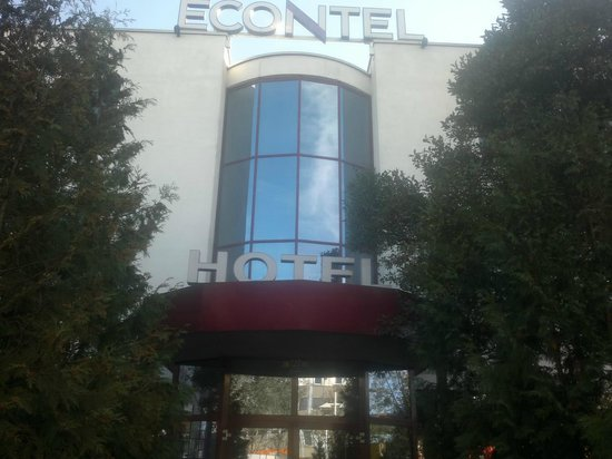 ECONTEL HOTEL Muenchen : Frontage