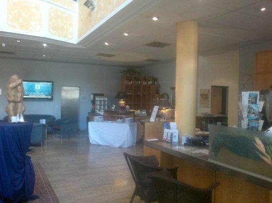 ECONTEL HOTEL Muenchen : Lobby