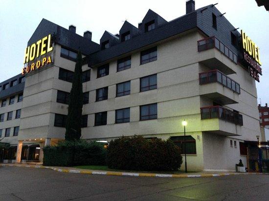 Europa Central: Schönes Hotel