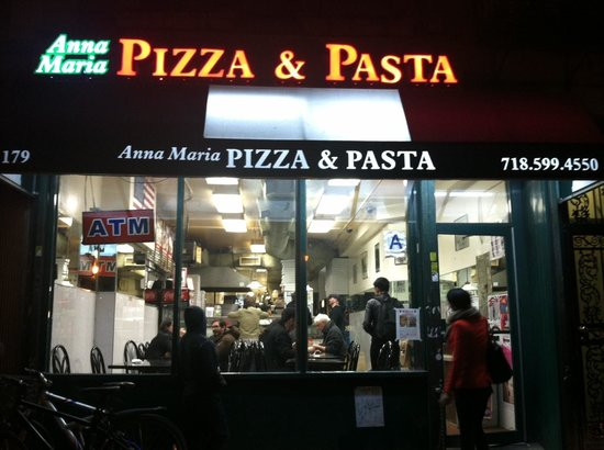 Photo of Italian Restaurant Anna Maria at 179 Bedford Ave, Brooklyn, NY 11211, United States