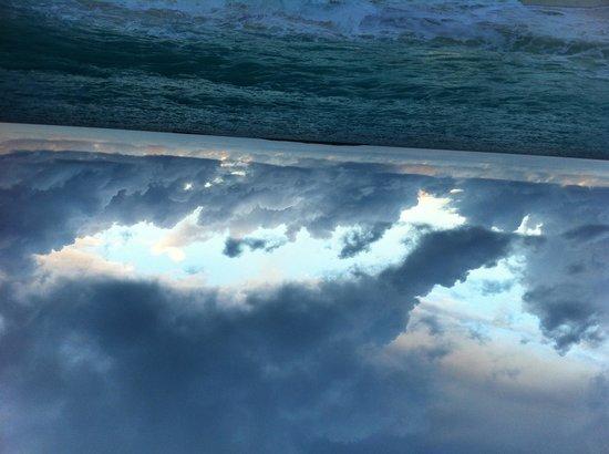 Hotel Riu Palace Paradise Island : The ocean