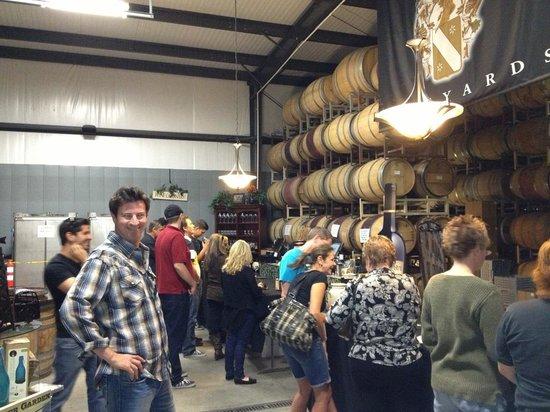 Rockin' Wine Tours : Us