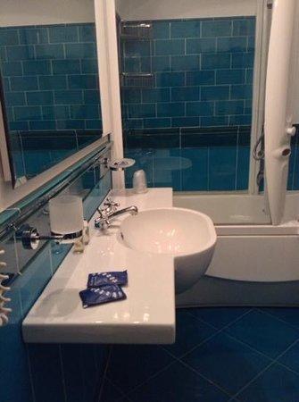 Residence Hotel: bagno con vasca idromassaggio