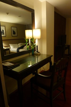 Asoke Residence Sukhumvit : Our room