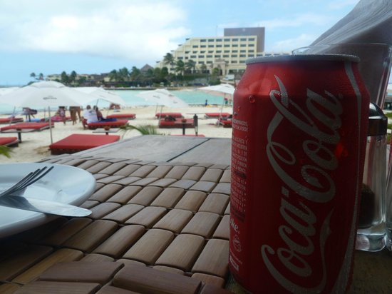 Fenix Lounge Restaurant & Beach Club: view