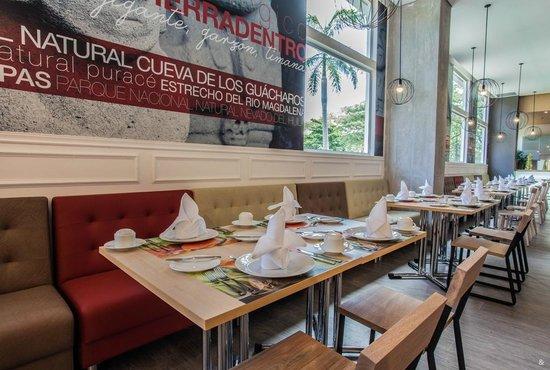 GHL Hotel Neiva: Restaurante 3