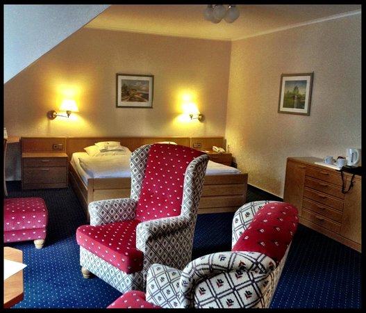 Hotel Wieting: suite