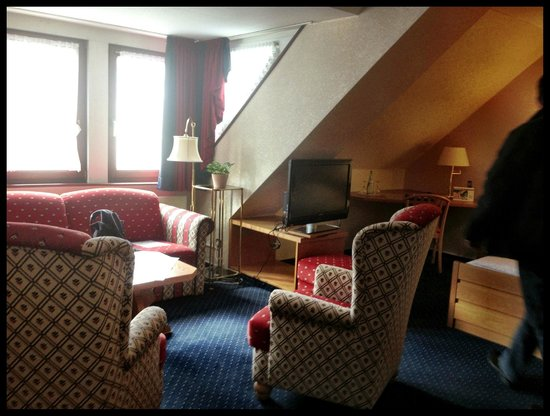 Hotel Wieting: window suite