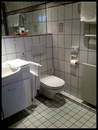 Hotel Wieting: bathroom
