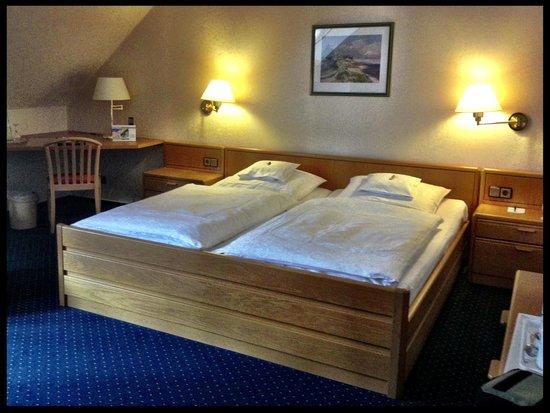 Hotel Wieting: sleeping