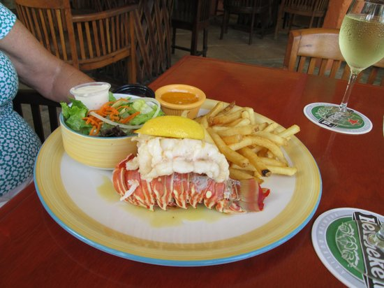 The Greenhouse: Another day, another lobster special