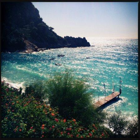 Liberty Hotels Lykia: знаменитое бирюзовое море :)