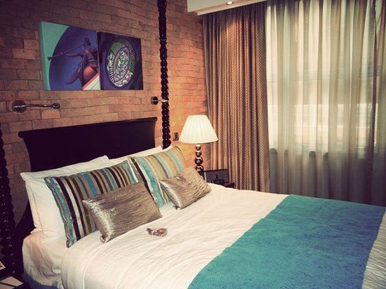 Hotel Indigo London Tower Hill: Amazing Rooms / Very Comfortable Beds